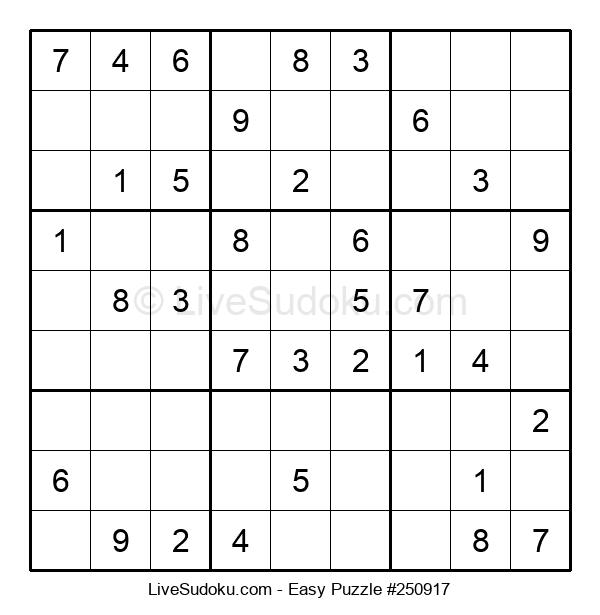 Beginners Puzzle #250917