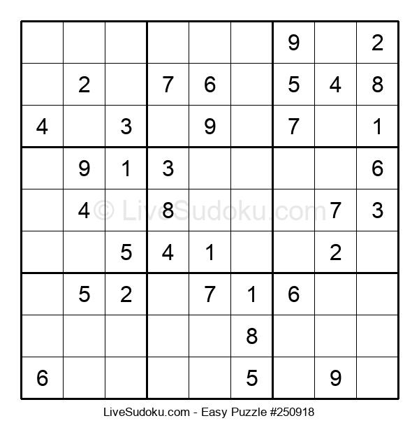 Beginners Puzzle #250918
