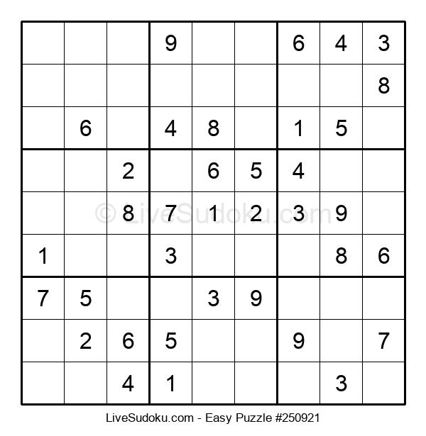 Beginners Puzzle #250921