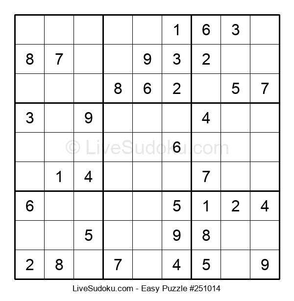 Beginners Puzzle #251014