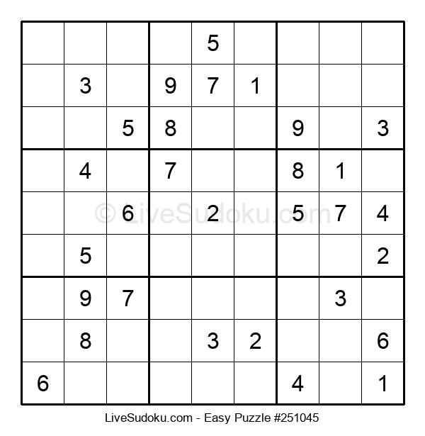 Beginners Puzzle #251045