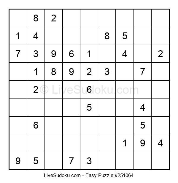Beginners Puzzle #251064