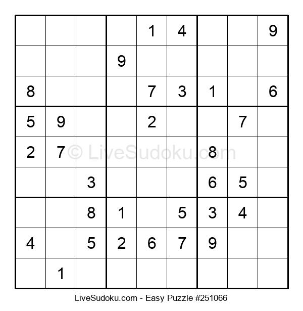 Beginners Puzzle #251066