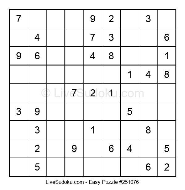 Beginners Puzzle #251076