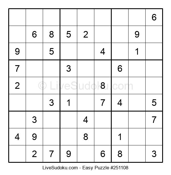 Beginners Puzzle #251108