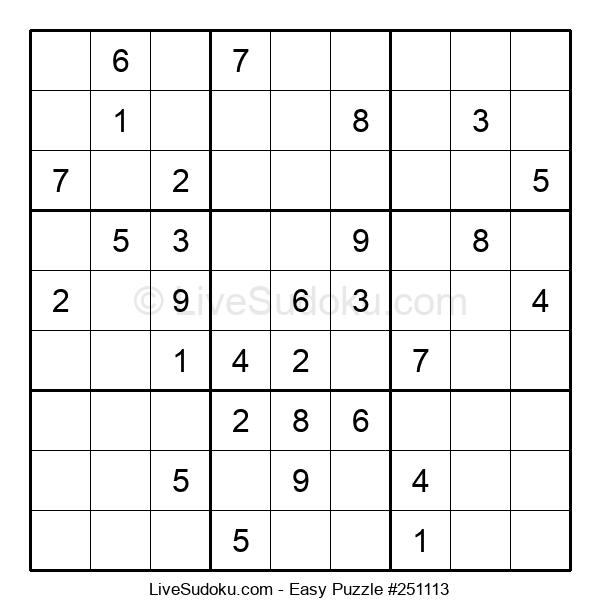 Beginners Puzzle #251113