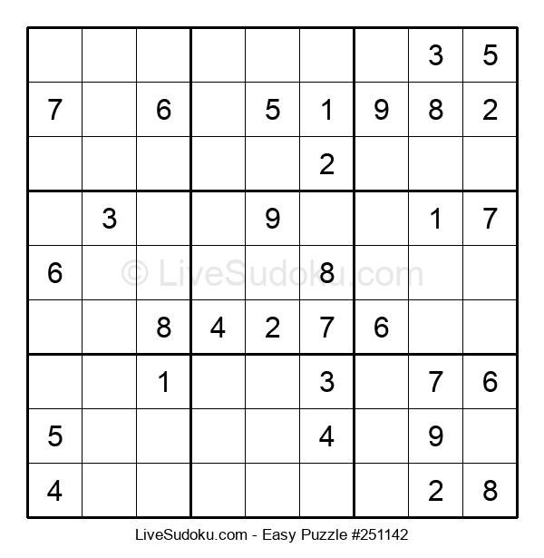 Beginners Puzzle #251142