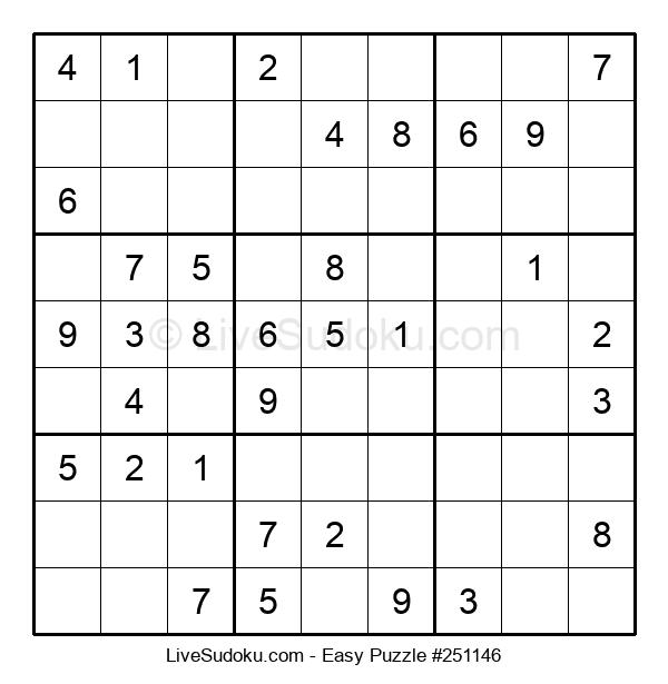 Beginners Puzzle #251146