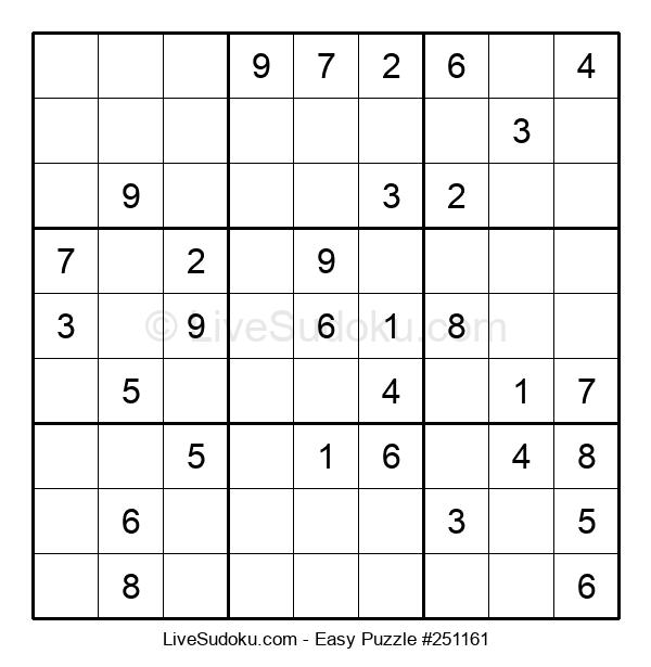 Beginners Puzzle #251161