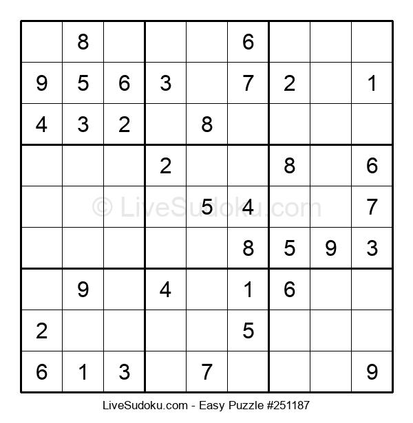 Beginners Puzzle #251187
