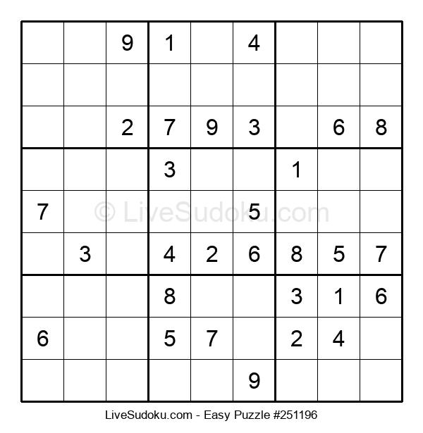 Beginners Puzzle #251196