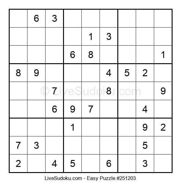 Beginners Puzzle #251203