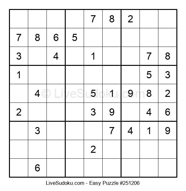 Beginners Puzzle #251206
