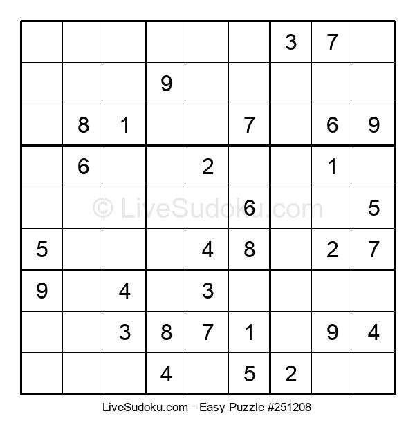 Beginners Puzzle #251208