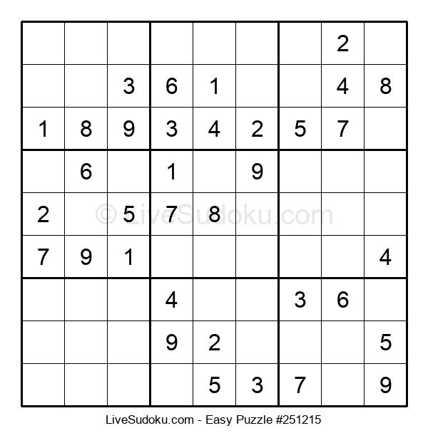 Beginners Puzzle #251215