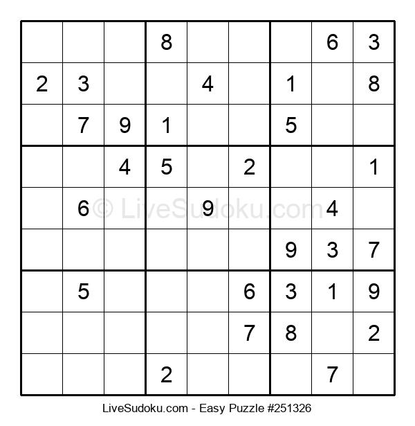 Beginners Puzzle #251326