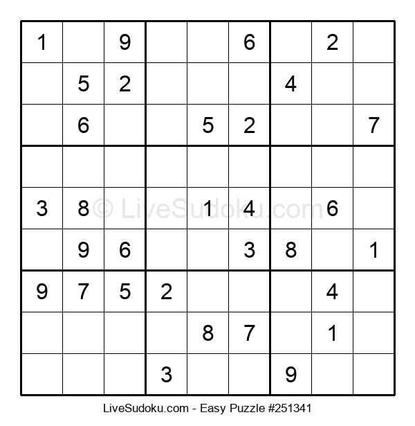 Beginners Puzzle #251341