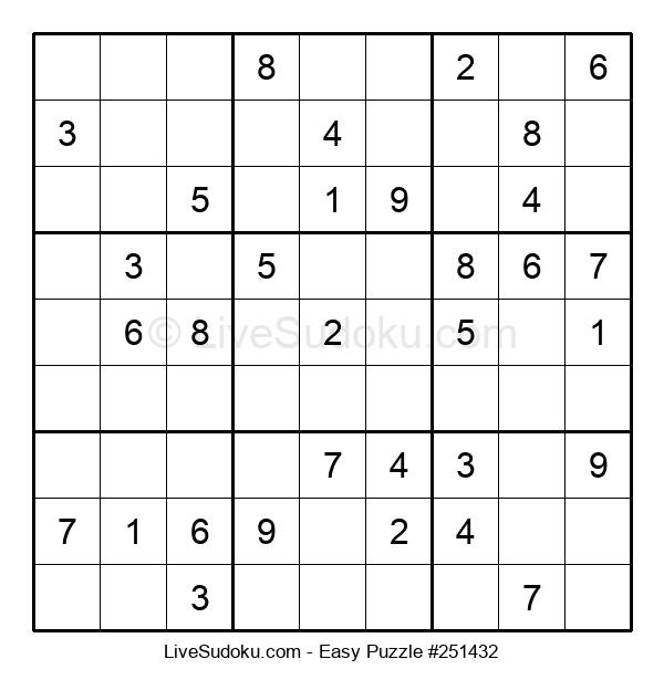 Beginners Puzzle #251432