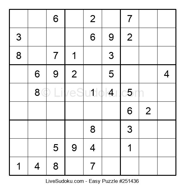 Beginners Puzzle #251436