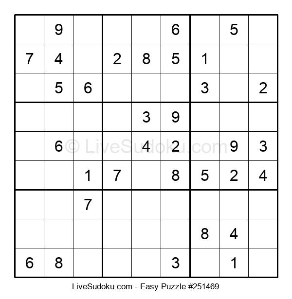 Beginners Puzzle #251469