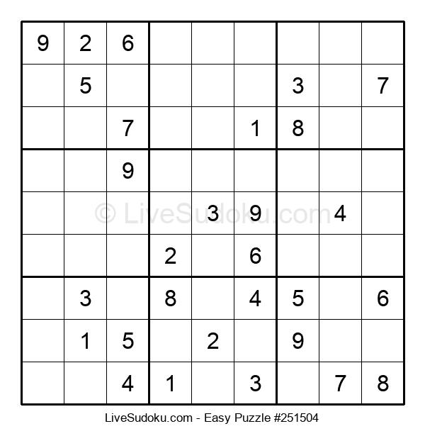 Beginners Puzzle #251504
