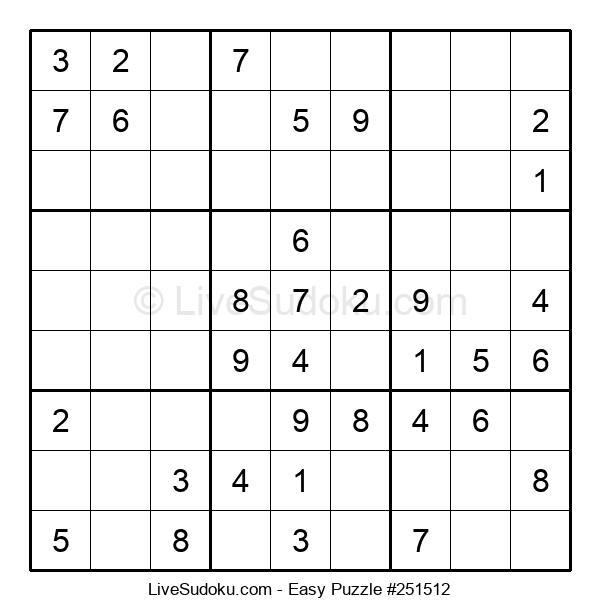 Beginners Puzzle #251512