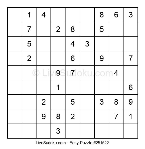 Beginners Puzzle #251522