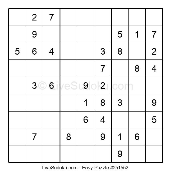 Beginners Puzzle #251552