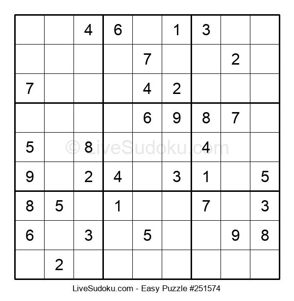 Beginners Puzzle #251574