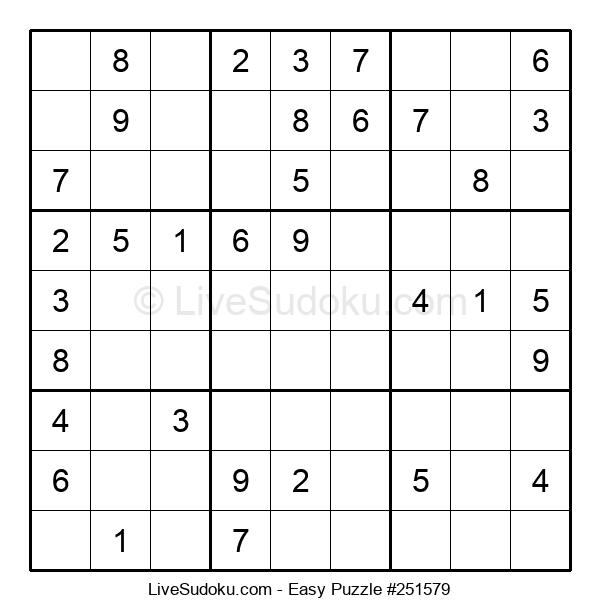 Beginners Puzzle #251579