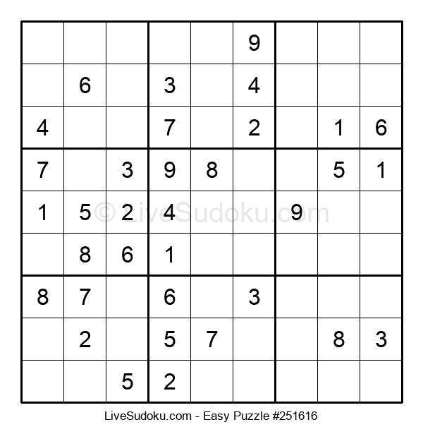 Beginners Puzzle #251616