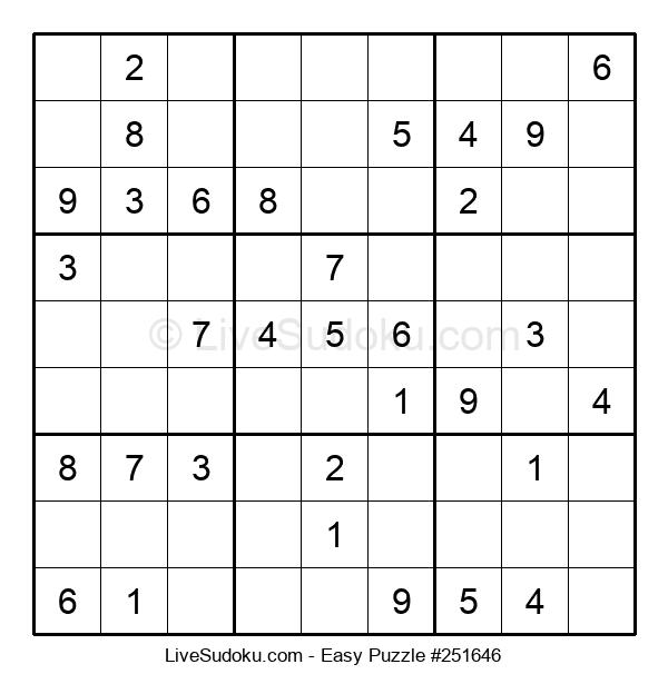 Beginners Puzzle #251646