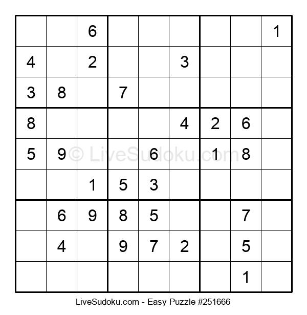 Beginners Puzzle #251666