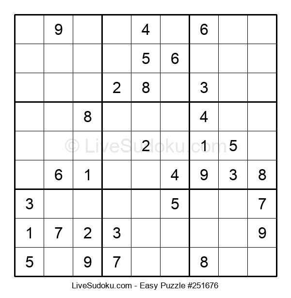 Beginners Puzzle #251676