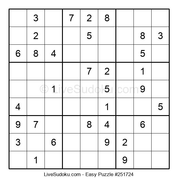 Beginners Puzzle #251724