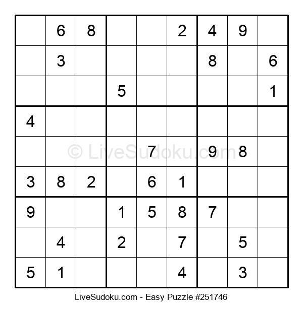 Beginners Puzzle #251746