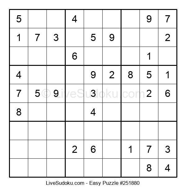Beginners Puzzle #251880
