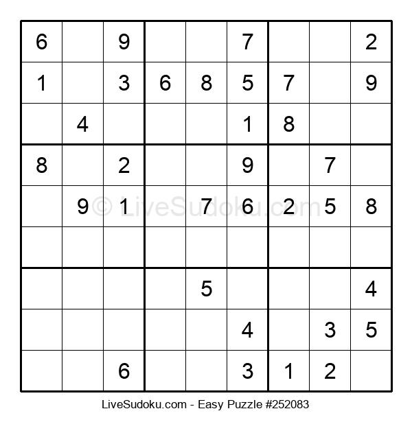 Beginners Puzzle #252083