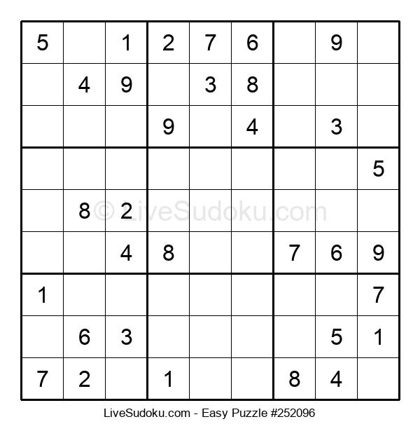 Beginners Puzzle #252096