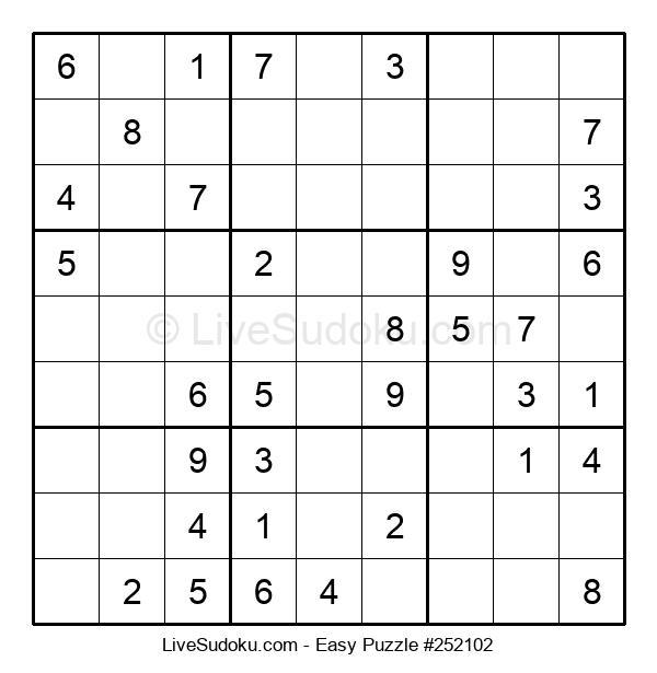 Beginners Puzzle #252102