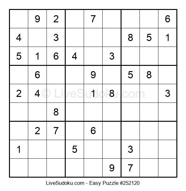 Beginners Puzzle #252120