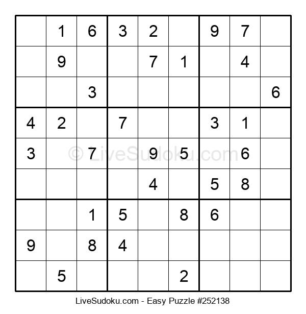 Beginners Puzzle #252138