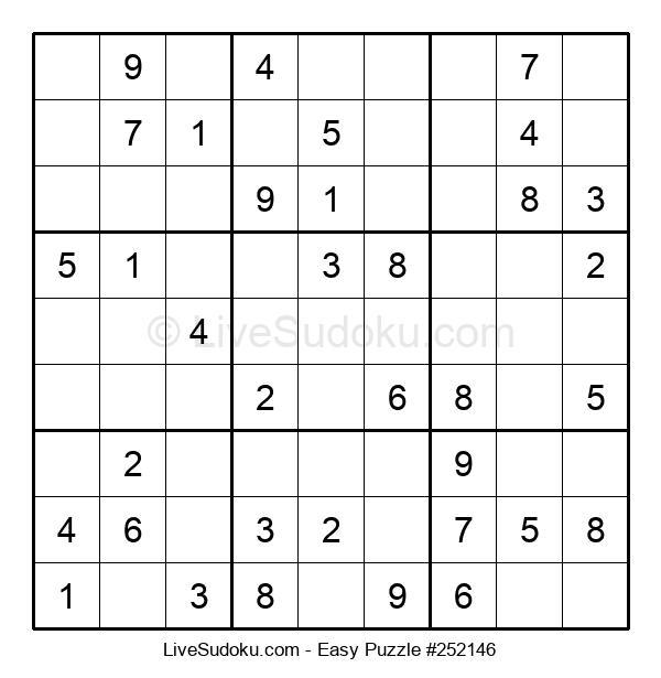Beginners Puzzle #252146