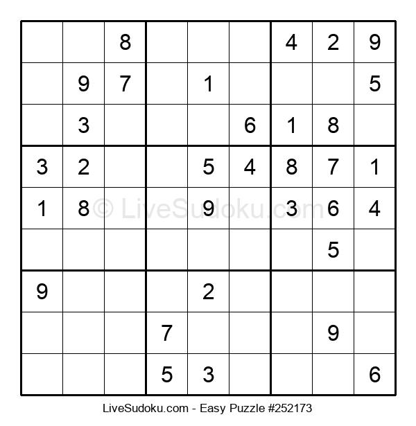 Beginners Puzzle #252173