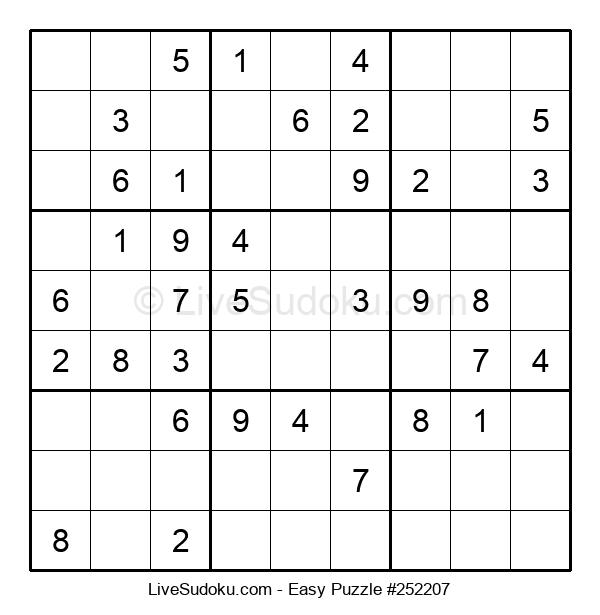 Beginners Puzzle #252207