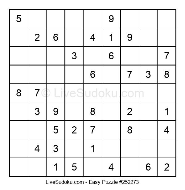 Beginners Puzzle #252273