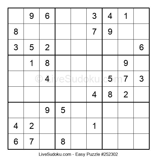Beginners Puzzle #252302
