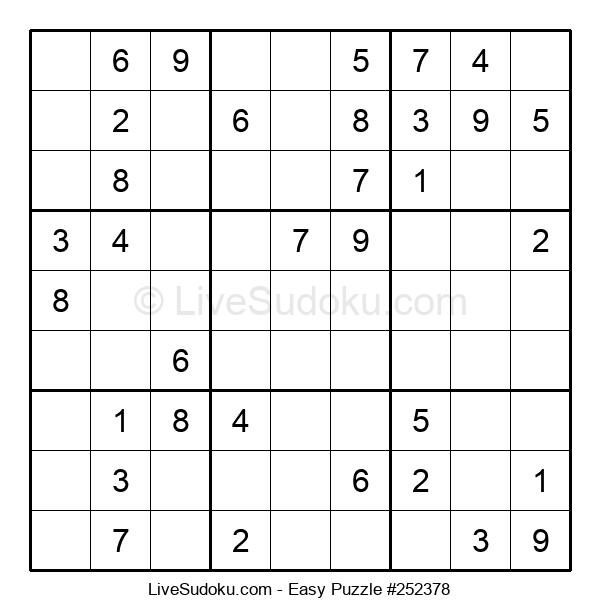 Beginners Puzzle #252378