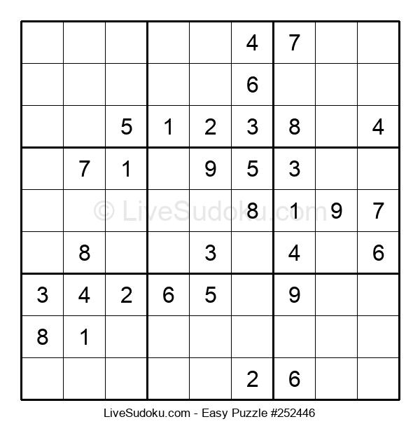 Beginners Puzzle #252446