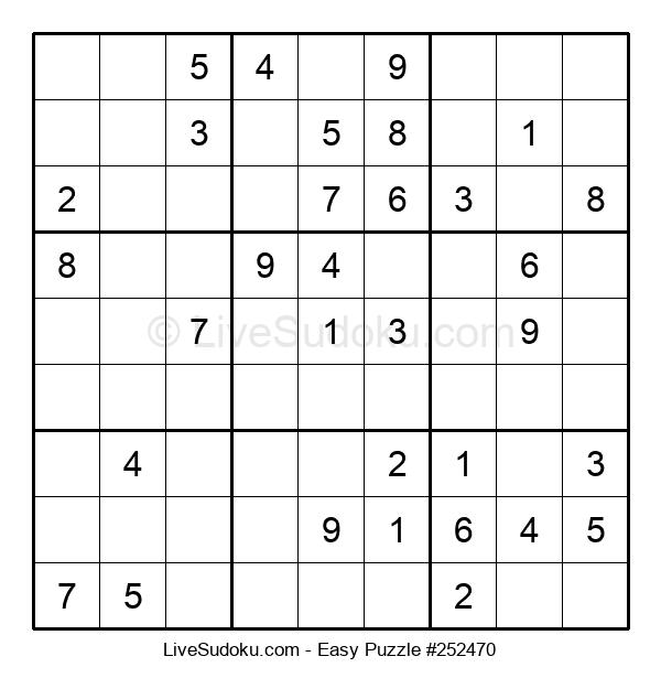 Beginners Puzzle #252470